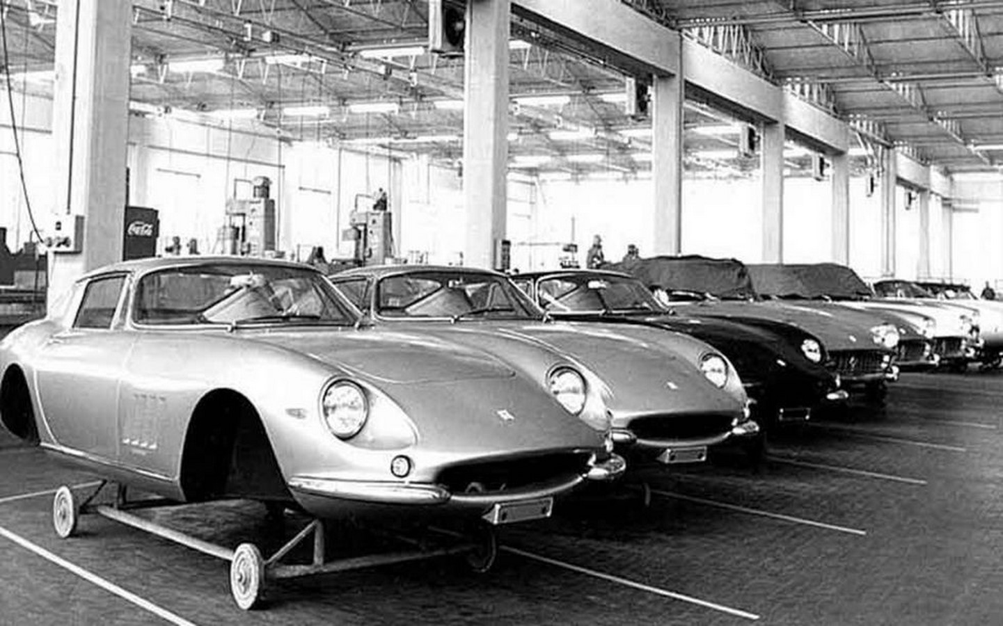 16 Things you did not know about Ferrari - Sheet7