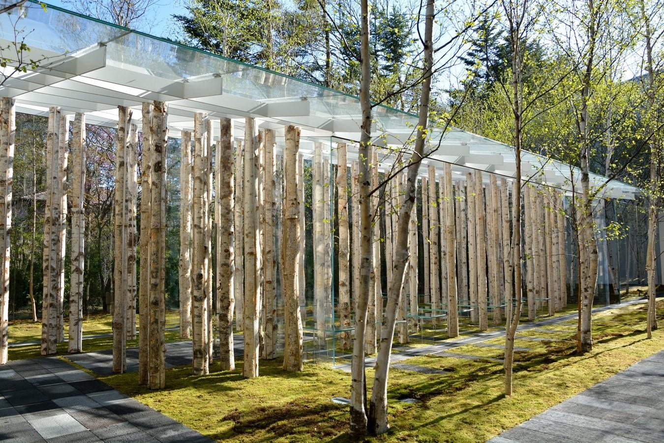 Birch Moss Chapel - Sheet1