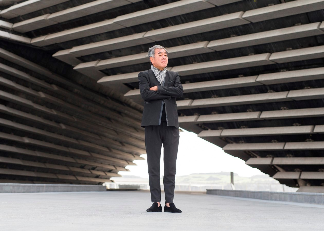 10 Wooden related Projects by Kengo Kuma and Associates