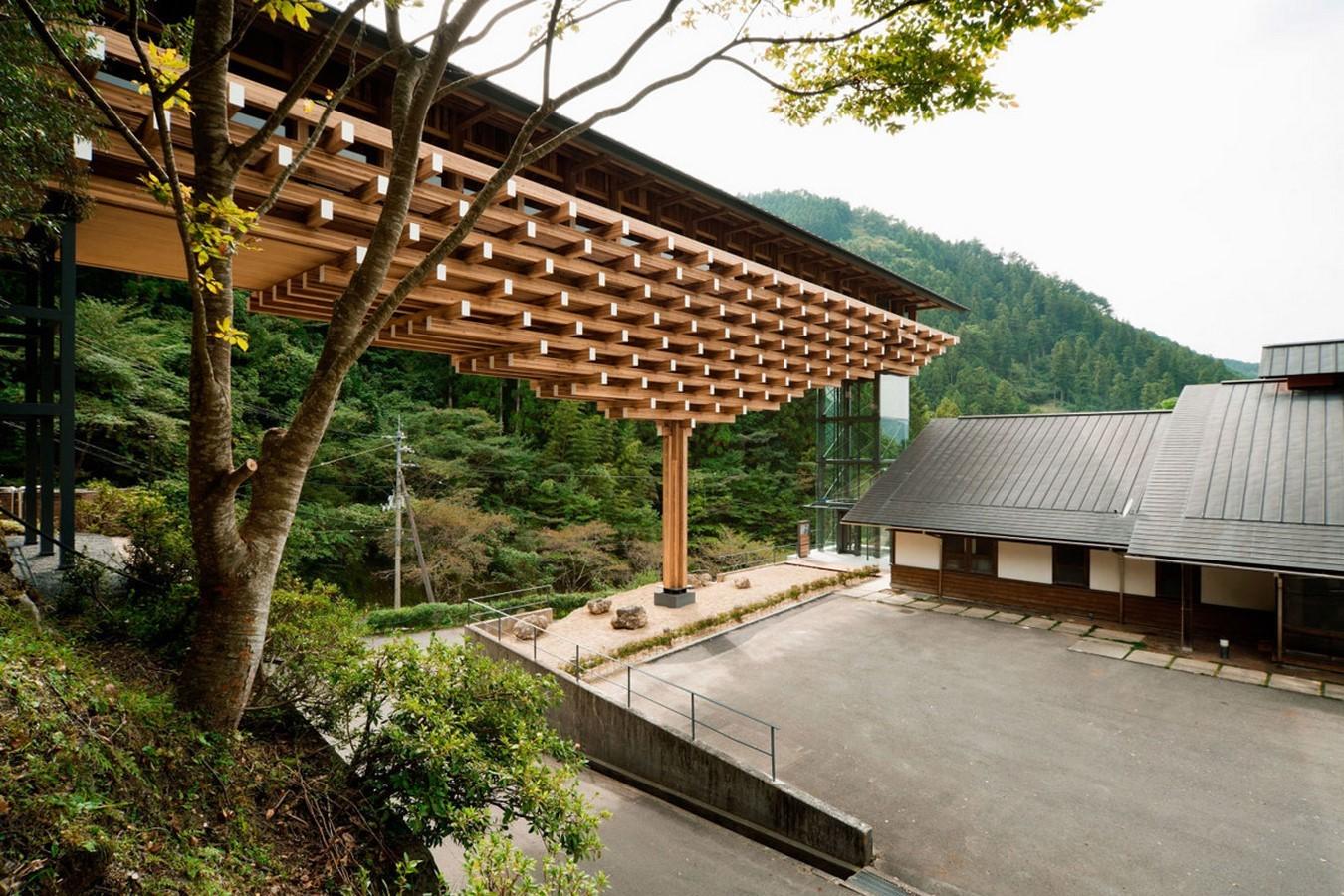 Yusuhara Wooden Bridge Museum - Sheet2