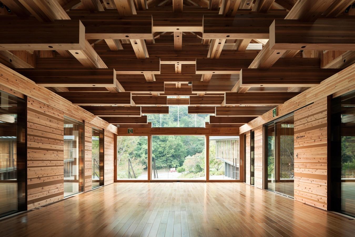 Yusuhara Wooden Bridge Museum - Sheet3