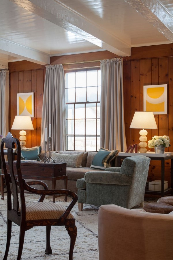 30 Examples of Rustic interiors for living rooms - Sheet2