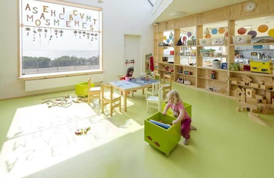Nursery design: How child psychology plays a major role