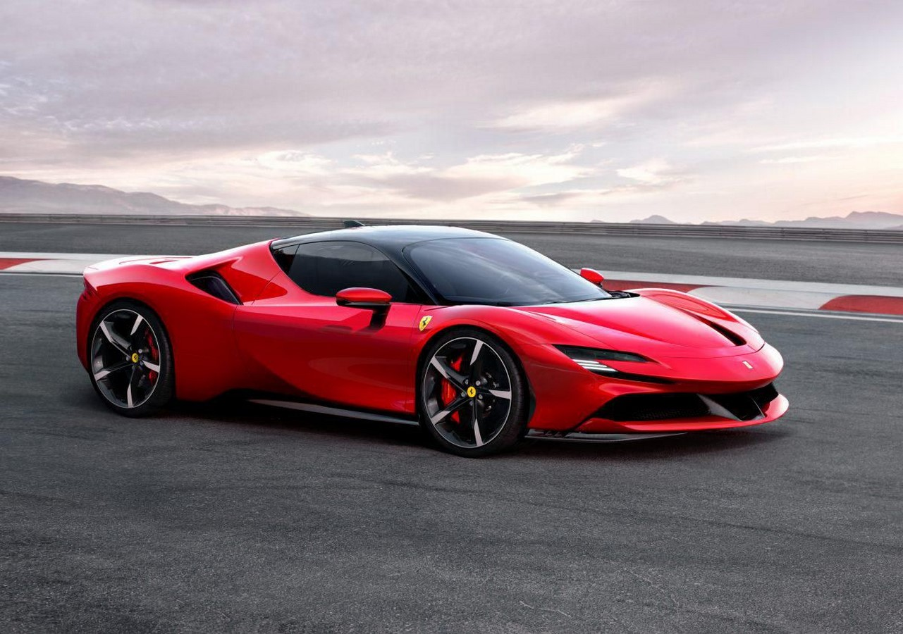 Why Ferrari cars are one of its kind - Sheet3