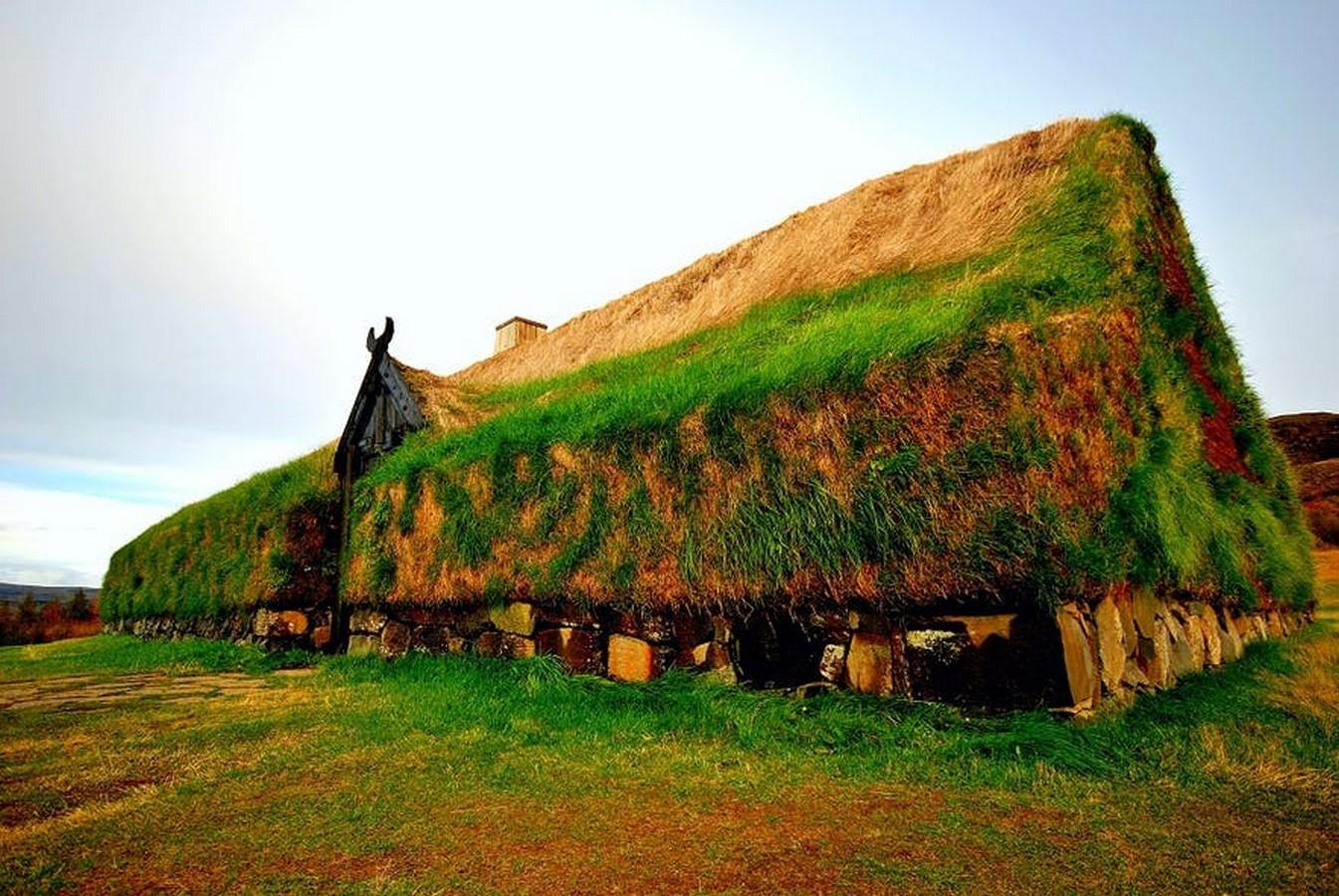 Vernacular Architecture Iceland - Sheet4