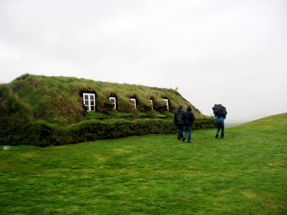Vernacular Architecture Iceland - Sheet5