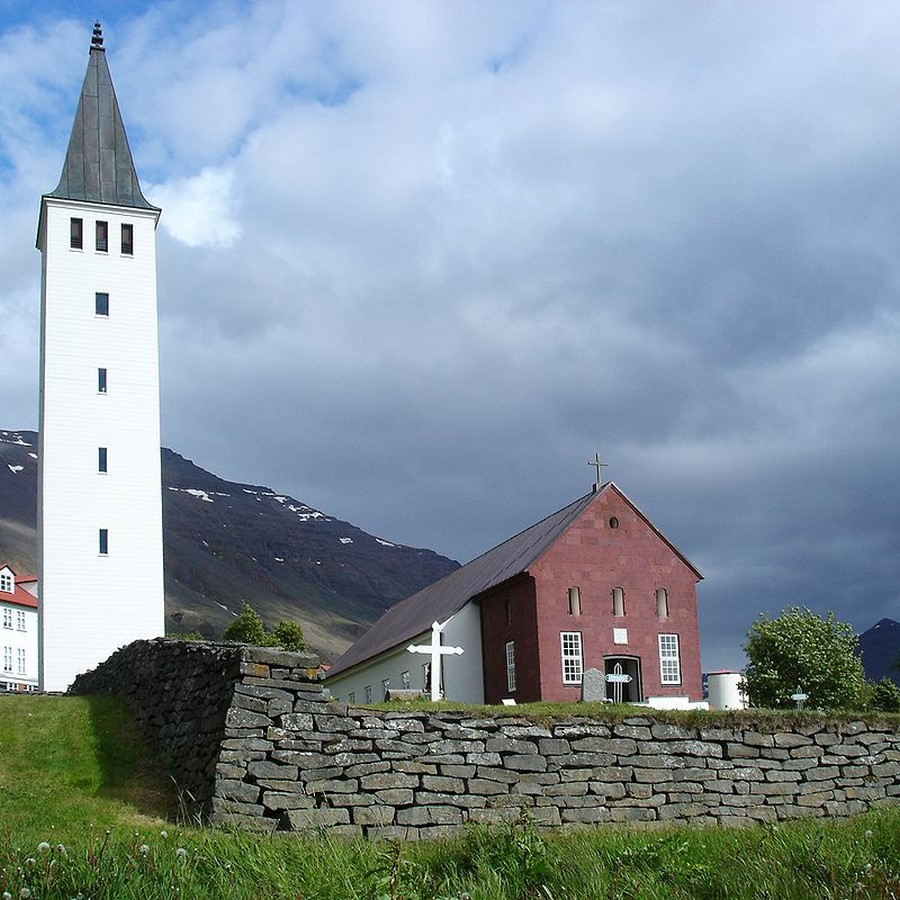 Vernacular Architecture Iceland - Sheet8