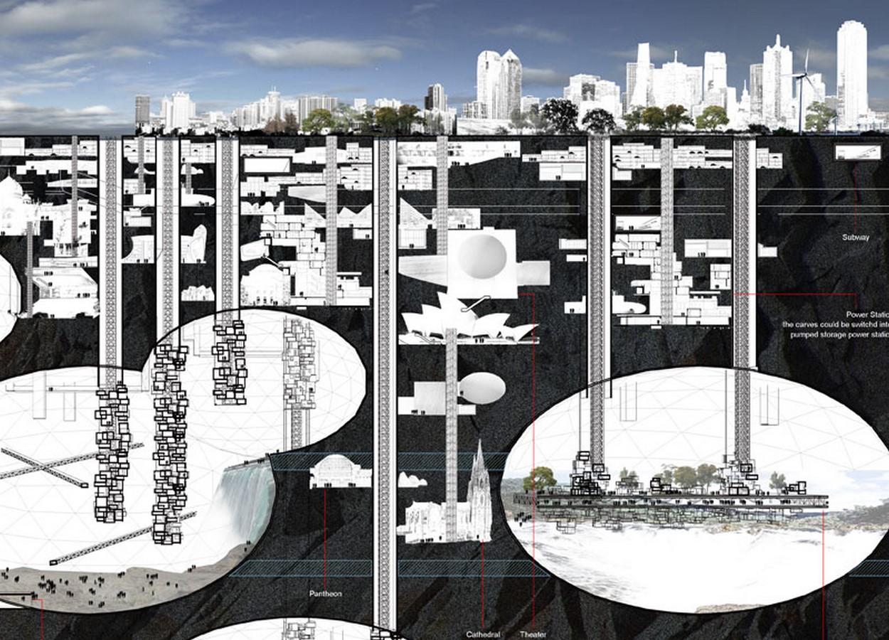 What is Subterranean Architecture? - Sheet1
