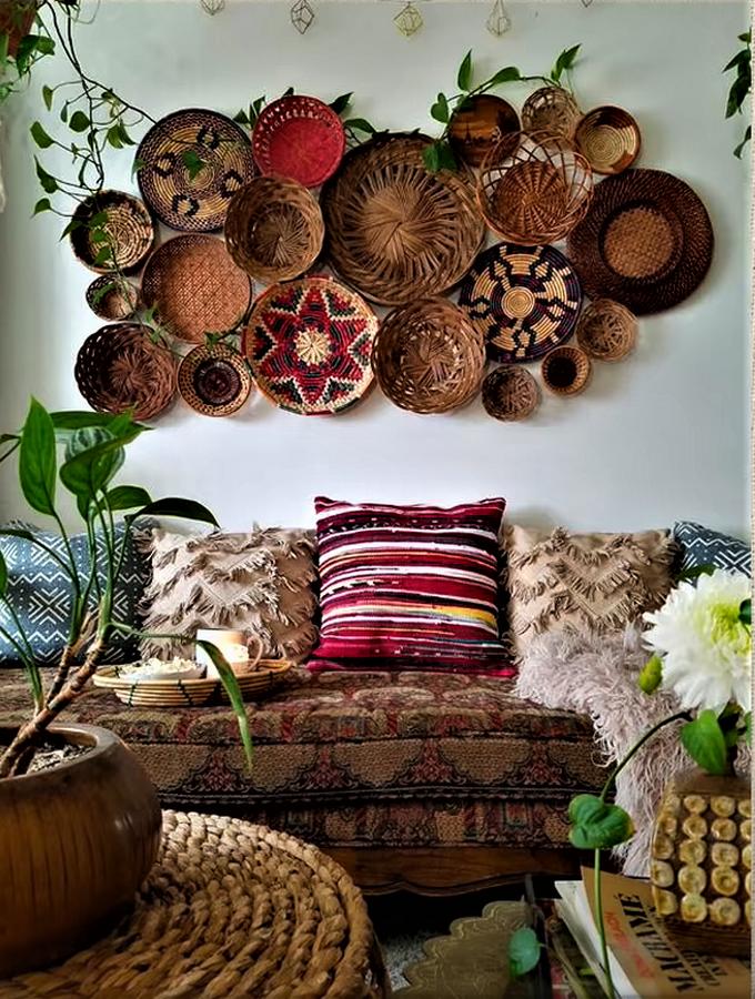 15 Tips for designing Boho Style Interiors - Sheet11