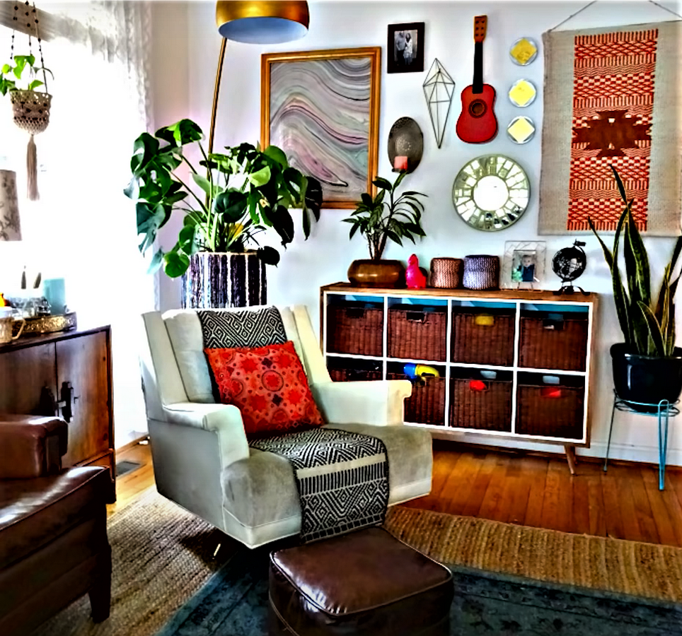 15 Tips for designing Boho Style Interiors - Sheet15