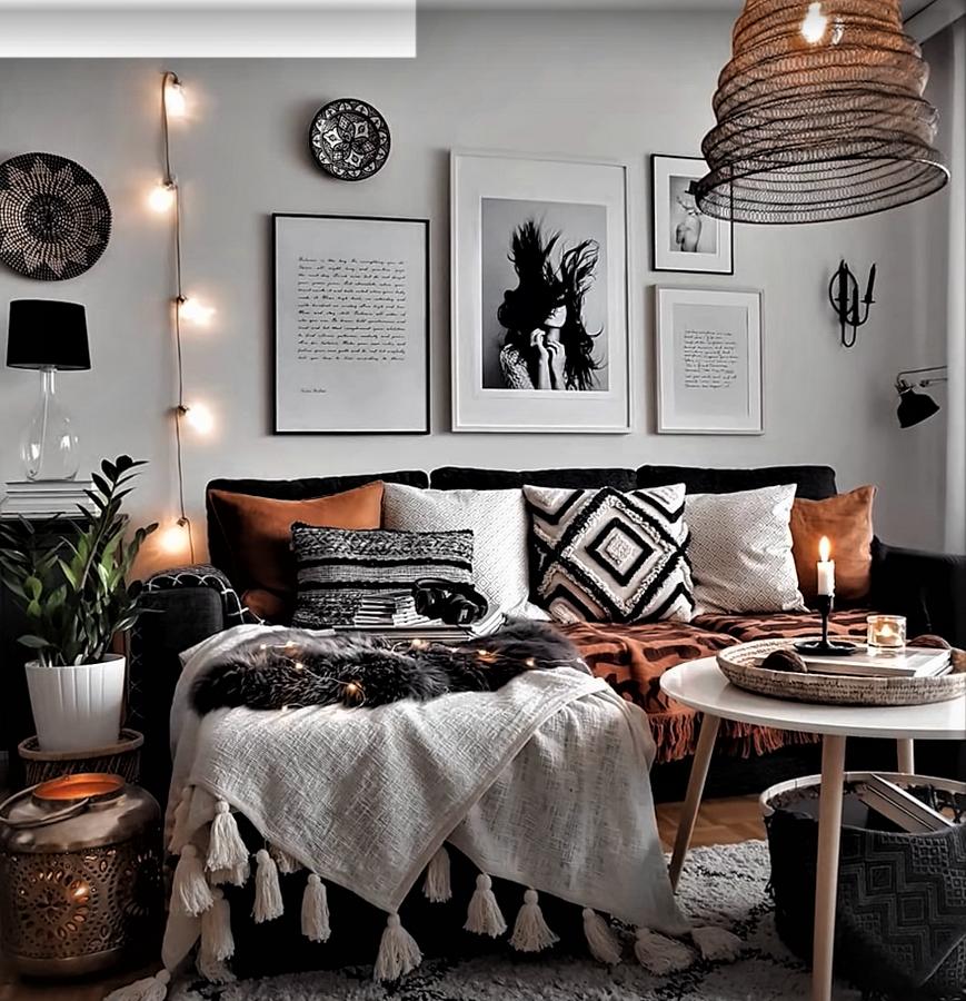 15 Tips for designing Boho Style Interiors - Sheet5