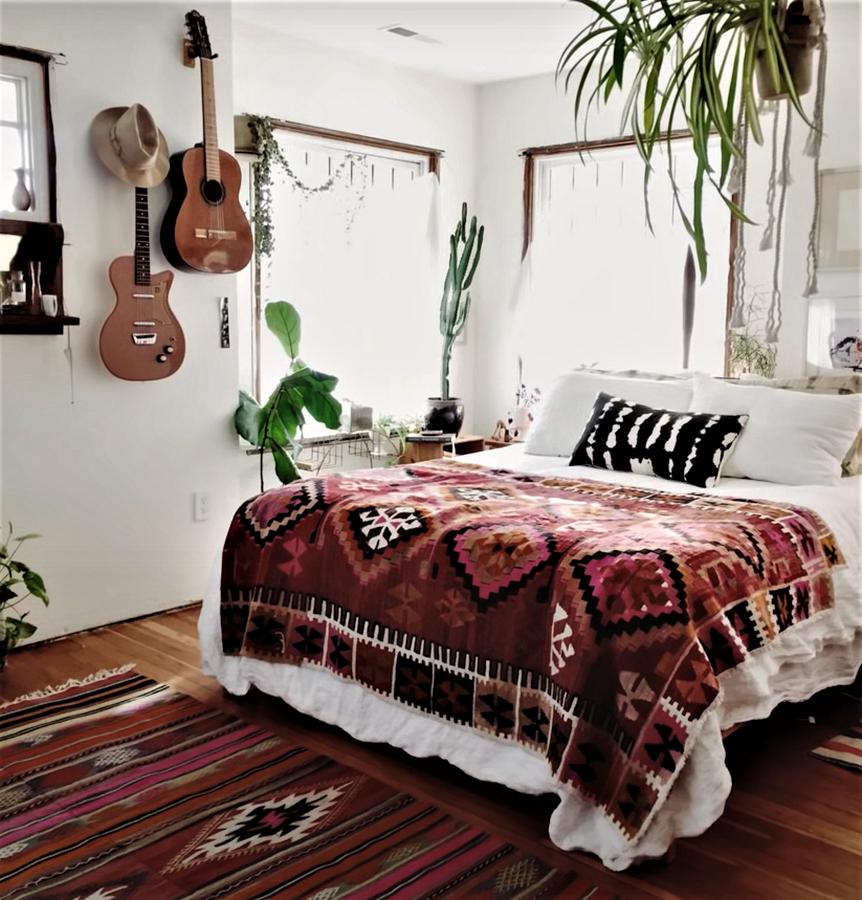 15 Tips for designing Boho Style Interiors - Sheet6