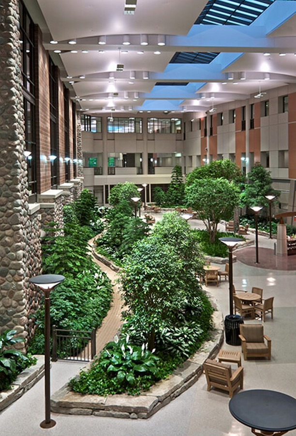 15 Atriums to take inspiration from Sheet14