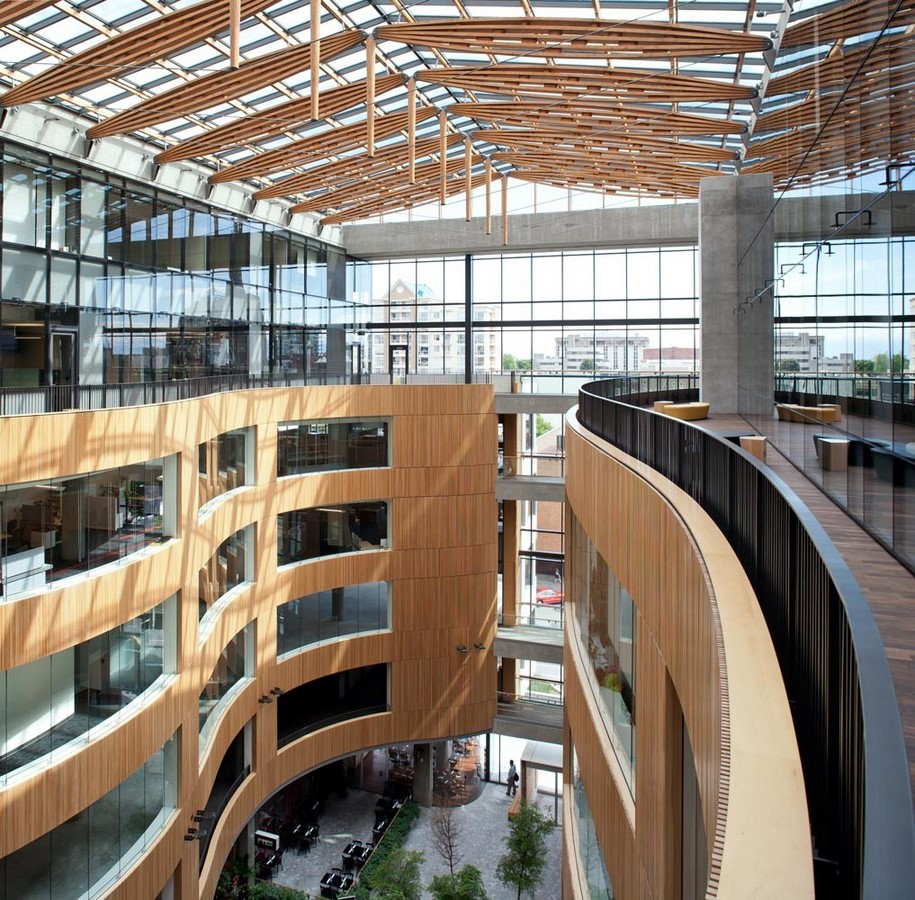 15 Atriums to take inspiration from Sheet15