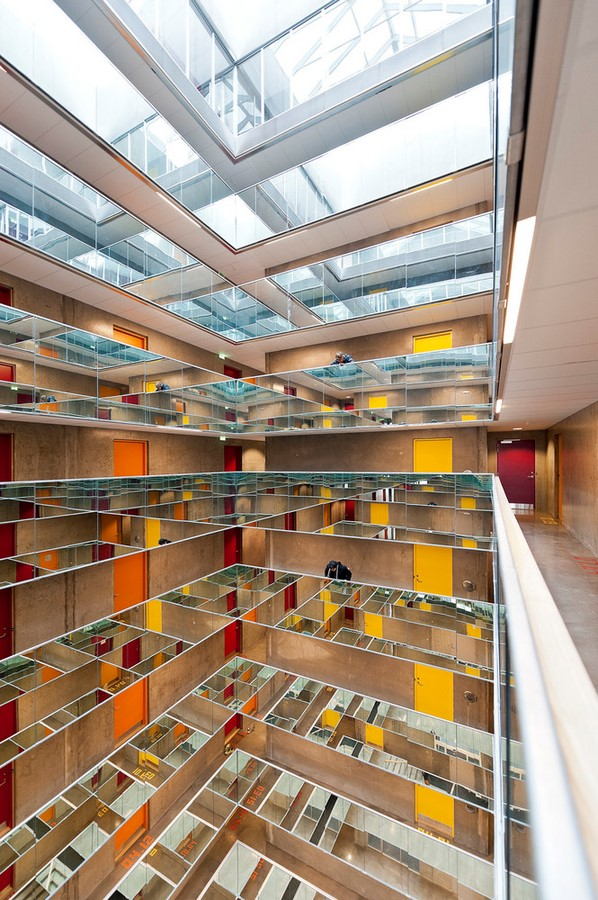 15 Atriums to take inspiration from Sheet17