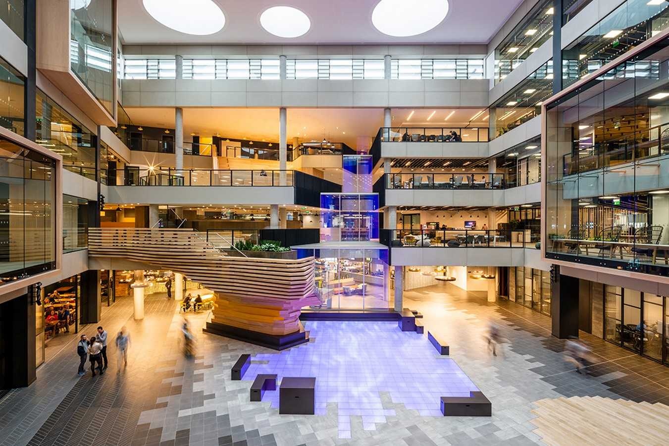 15 Atriums to take inspiration from Sheet23