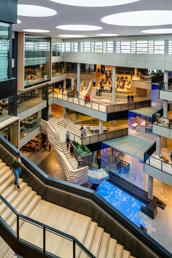 15 Atriums to take inspiration from Sheet24