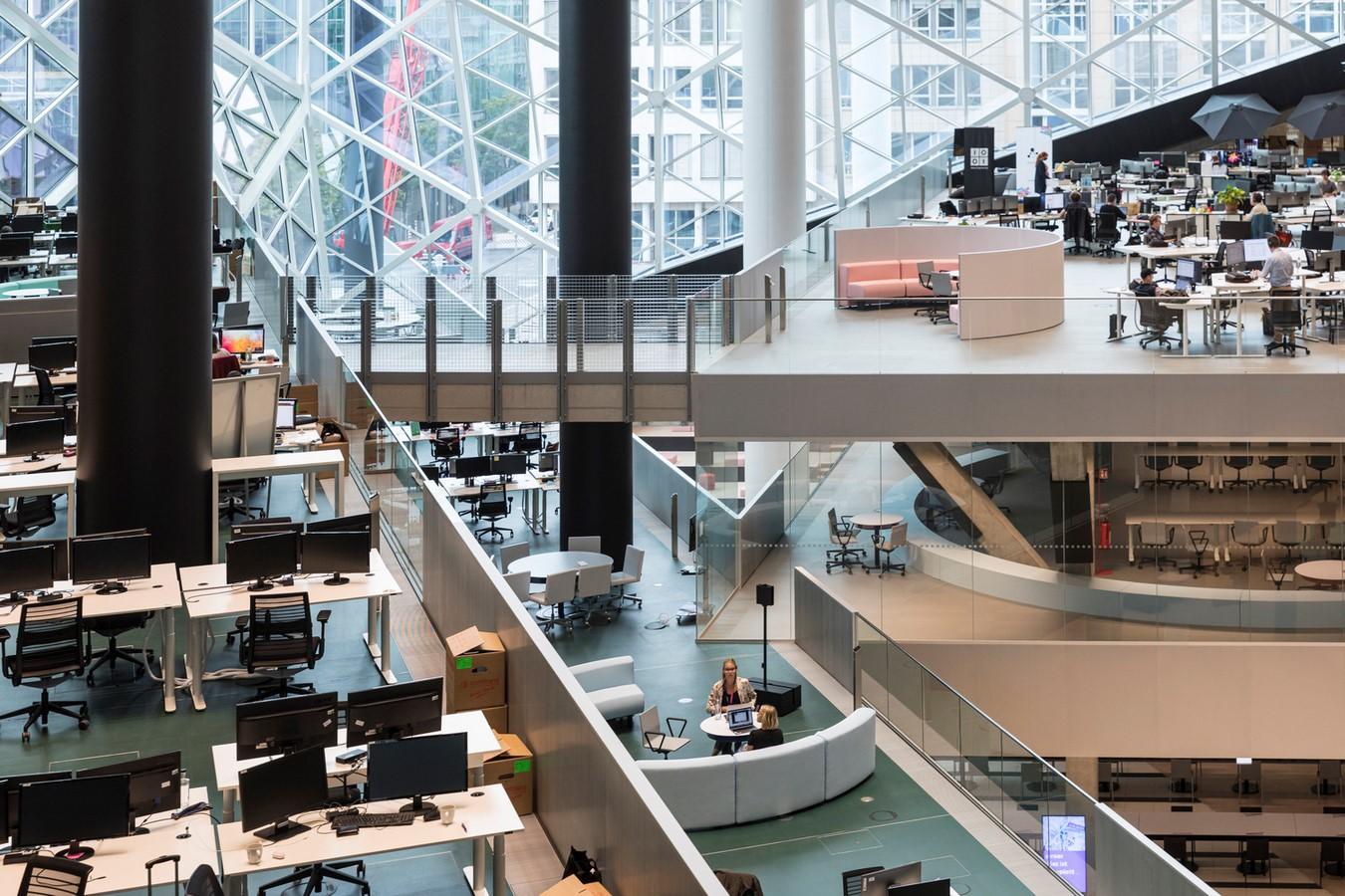 15 Atriums to take inspiration from Sheet30