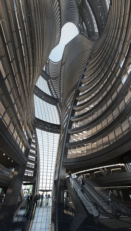 15 Atriums to take inspiration from Sheet31