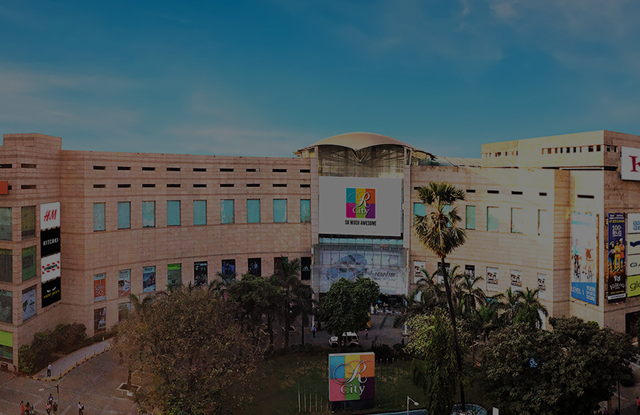 R City Mall by Hafeez Contractor: Everything under One Roof
