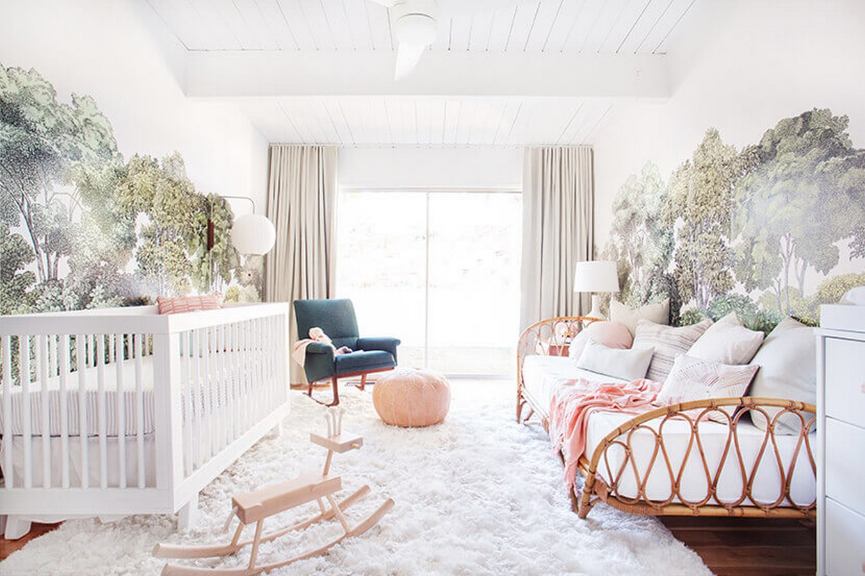 30 Elegant Nursery designs ideas - Sheet5