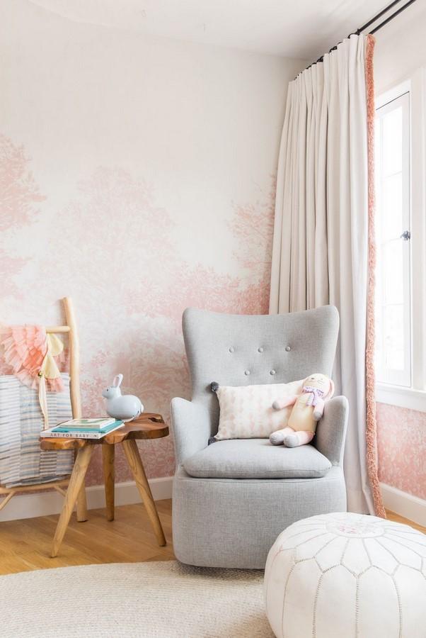 30 Elegant Nursery designs ideas - Sheet7