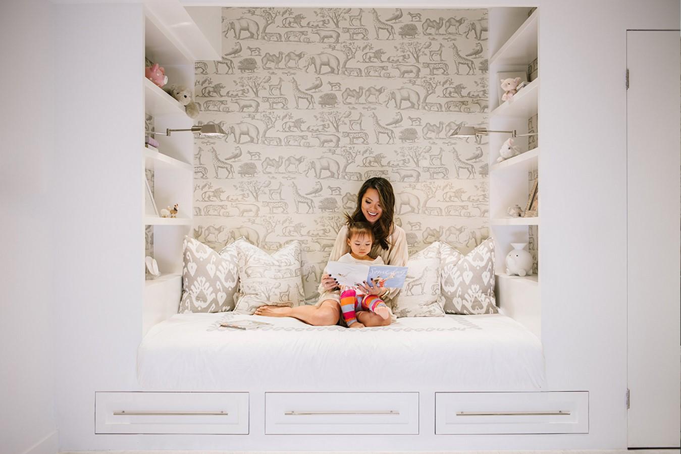 30 Elegant Nursery designs ideas - Sheet9
