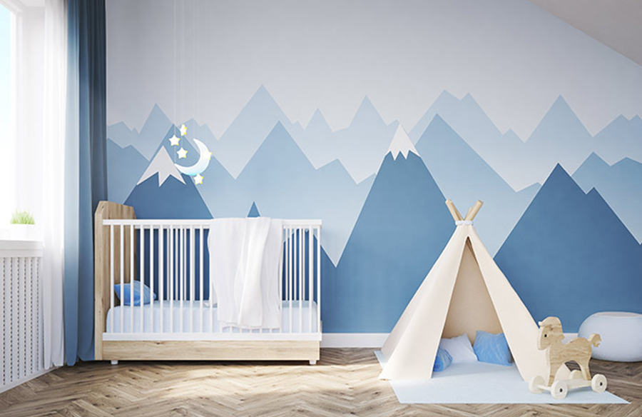 30 Elegant Nursery designs ideas
