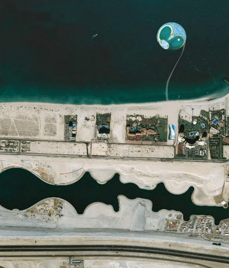 Hydropolis Dubai - Sheet2