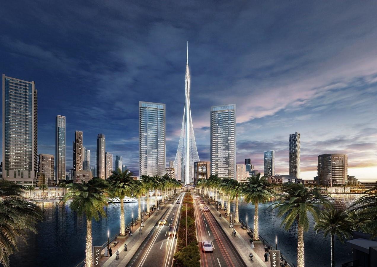 Dubai Creek Tower - Sheet3