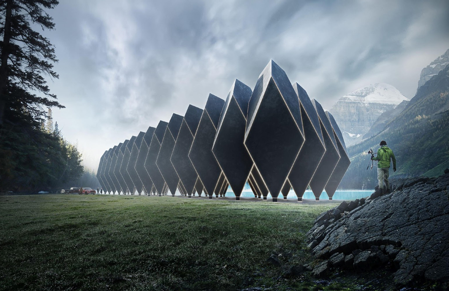 15 Hotels from the future
