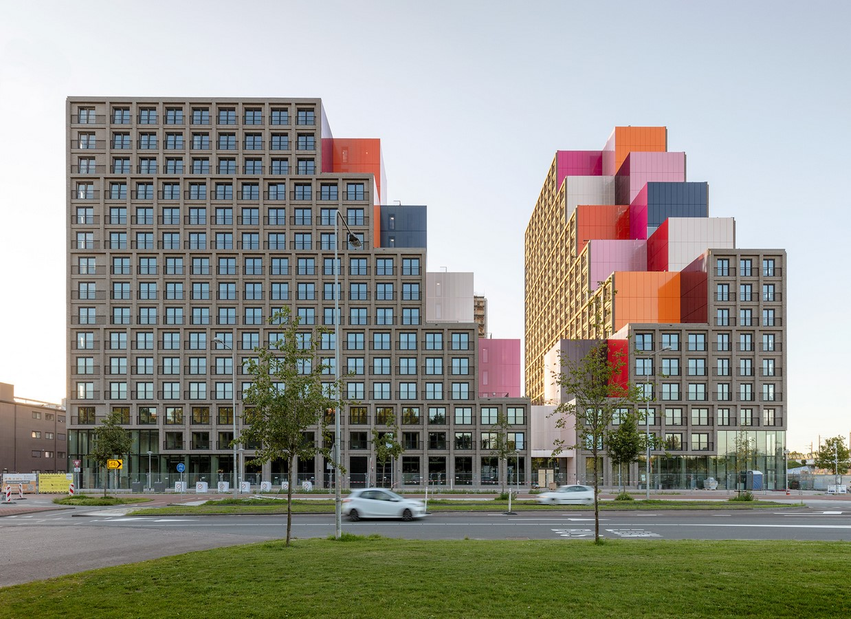 20 Examples of modern student housing - Sheet16