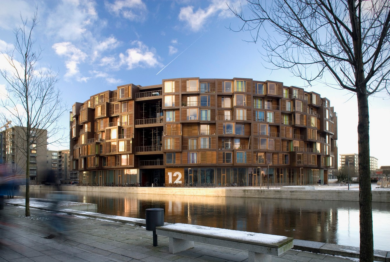 20 Examples of modern student housing - Sheet25