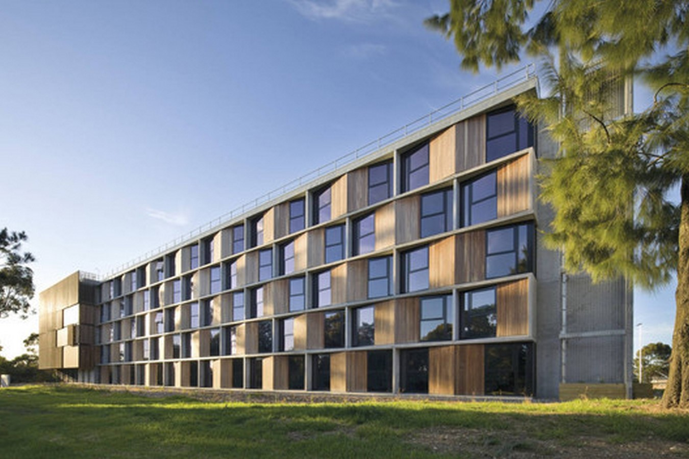 20 Examples of modern student housing - Sheet30