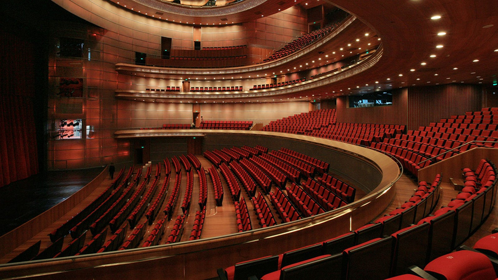 20 Best designed Performing Arts Spaces -Sheet10