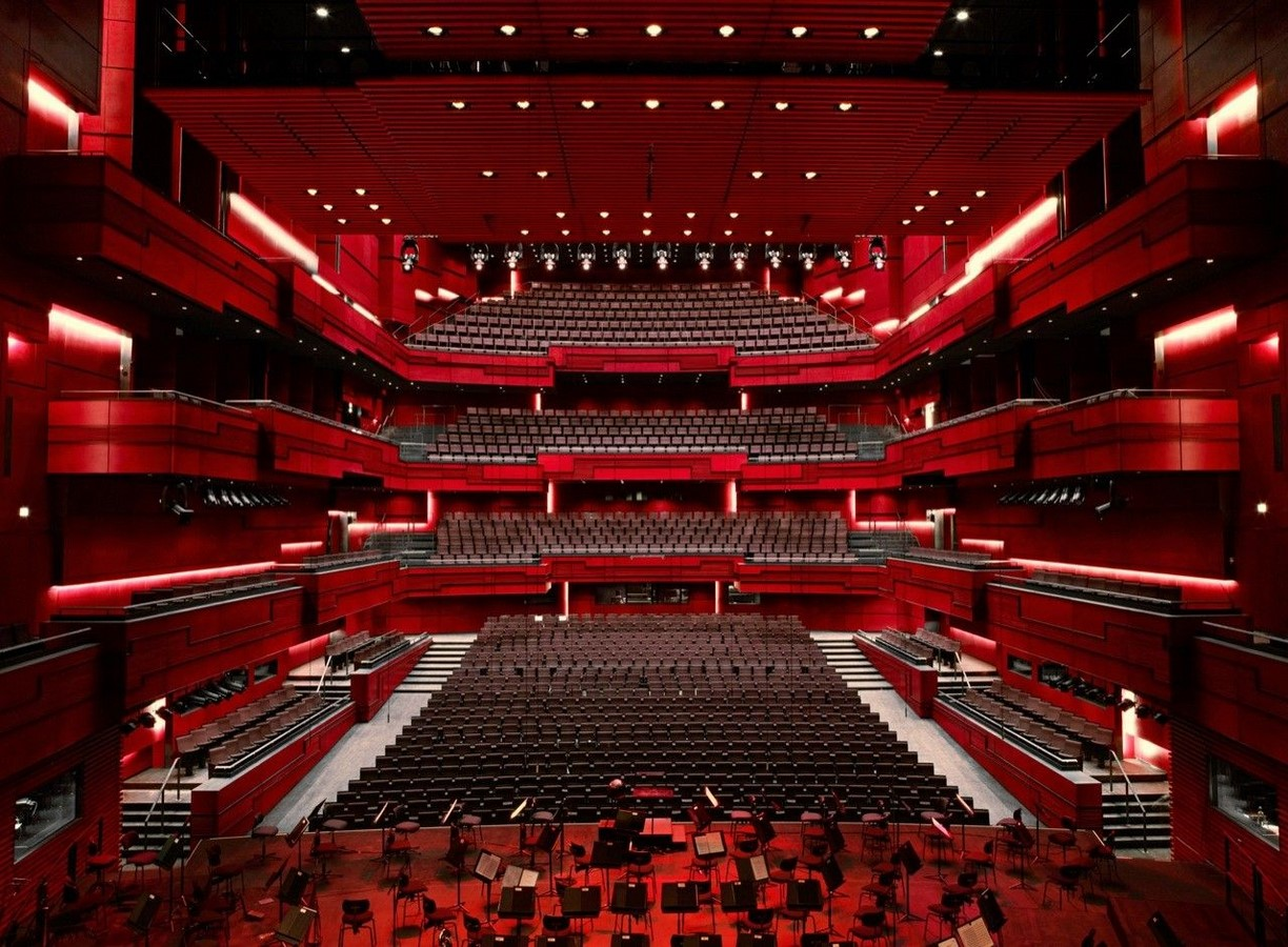 20 Best designed Performing Arts Spaces -Sheet19