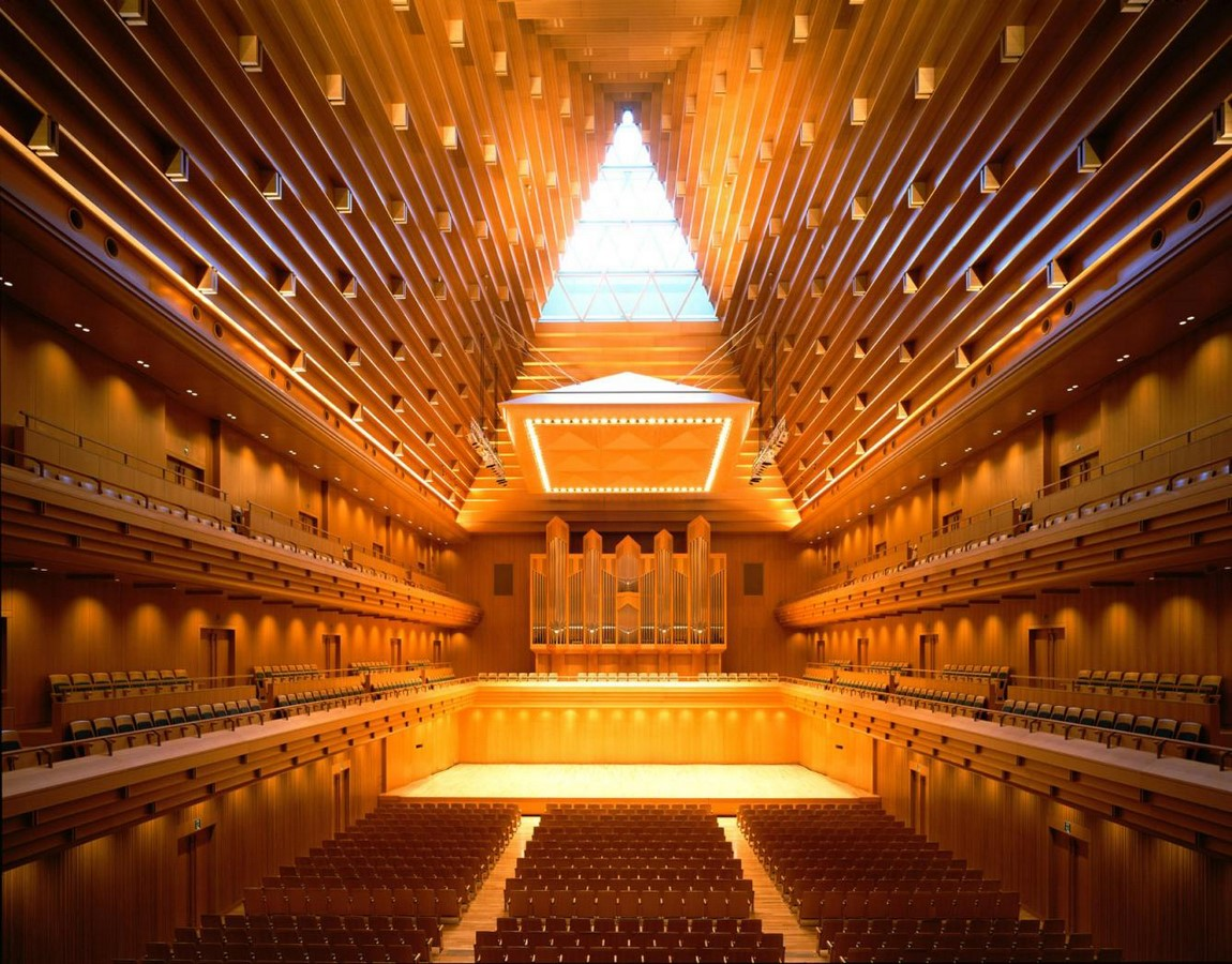 20 Best designed Performing Arts Spaces -Sheet20