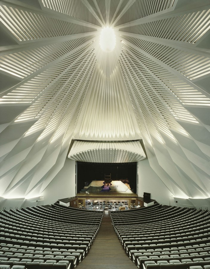 20 Best designed Performing Arts Spaces -Sheet223