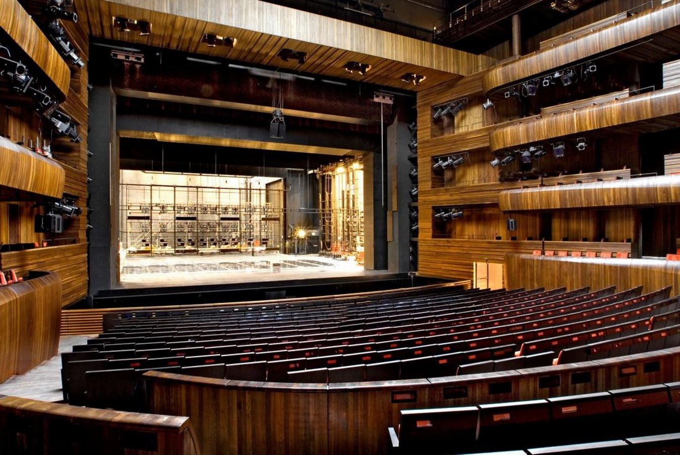 20 Best designed Performing Arts Spaces -Sheet26