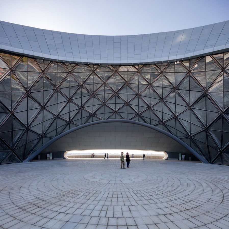 20 Best designed Performing Arts Spaces -Sheet28