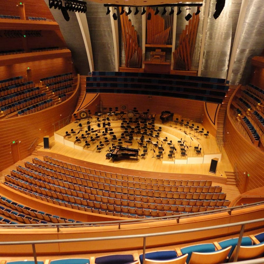 20 Best designed Performing Arts Spaces -Sheet3