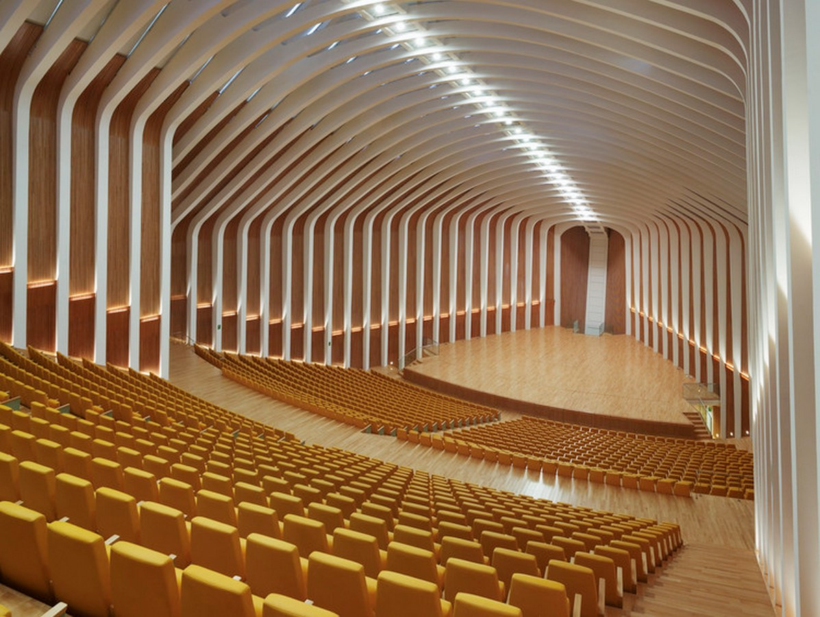 20 Best designed Performing Arts Spaces -Sheet31