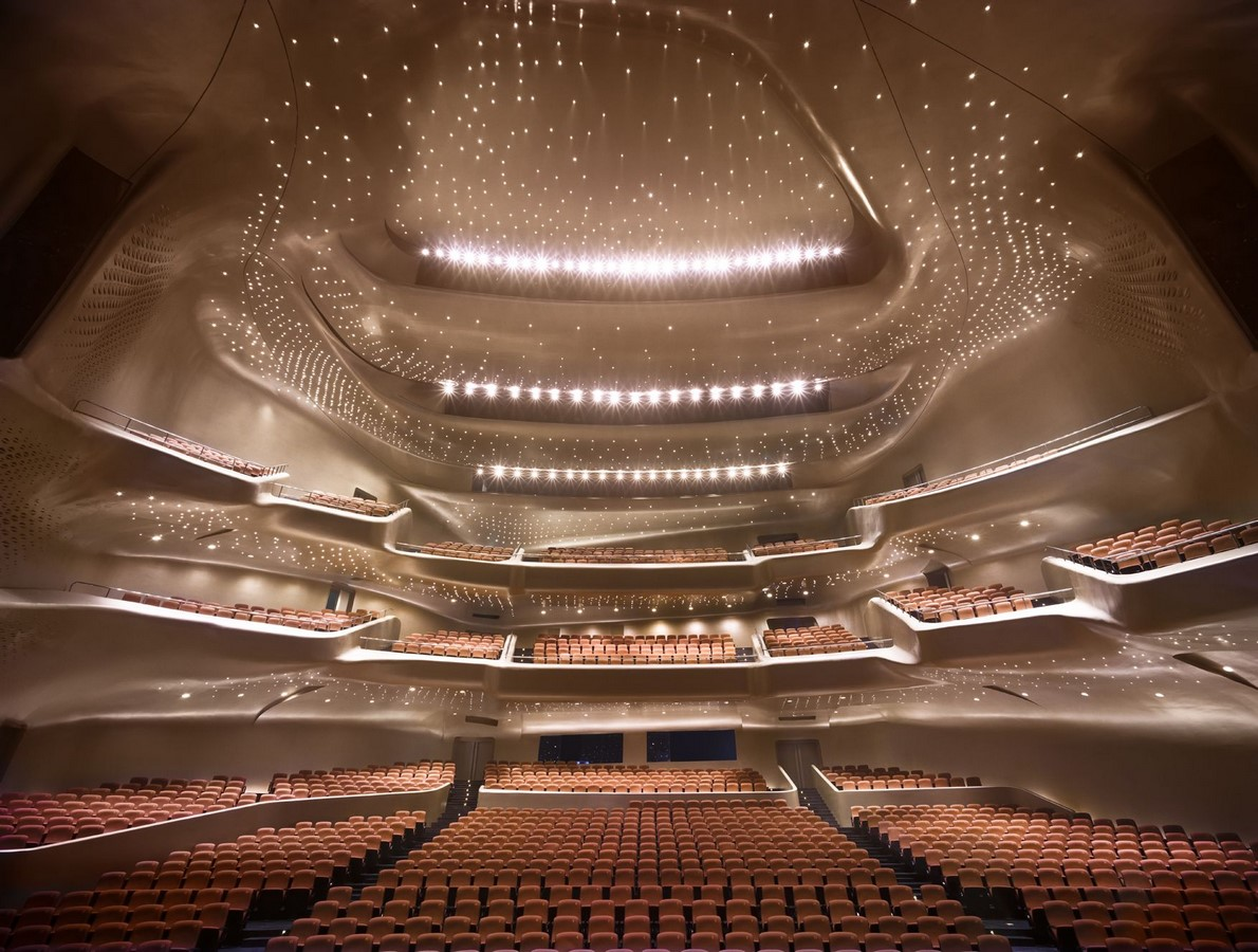 20 Best designed Performing Arts Spaces -Sheet35