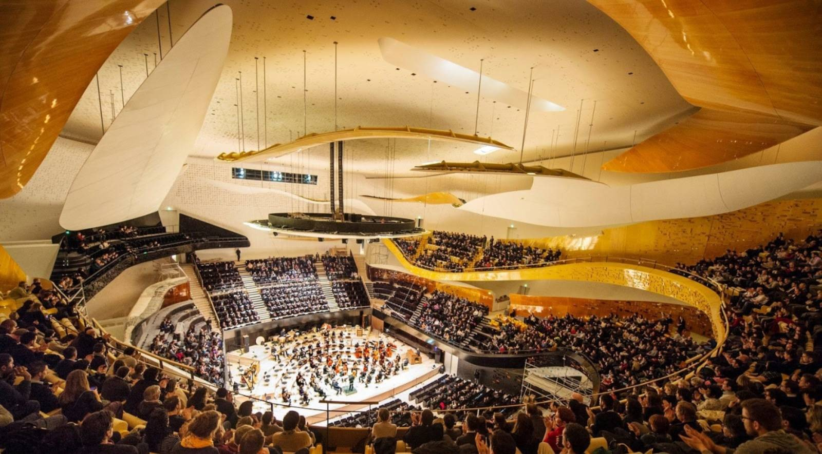 20 Best designed Performing Arts Spaces -Sheet40