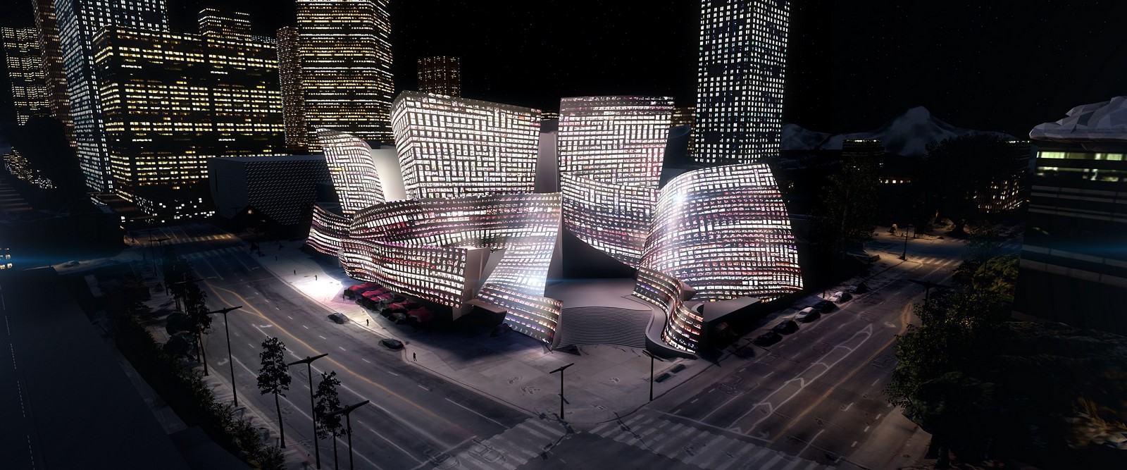 TedTalks for Architects: Art in the age of machine intelligence by Refik Anadol - Sheet7
