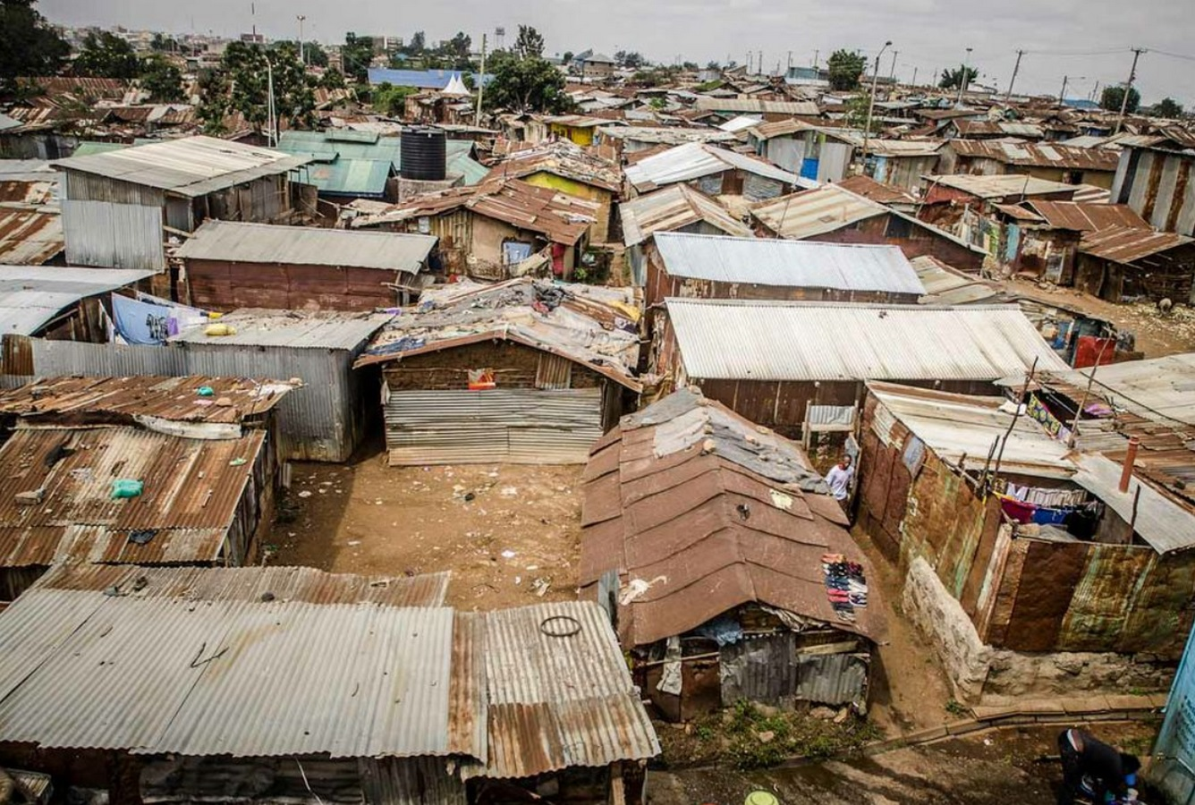 The economic impact of slums in cities - Sheet3
