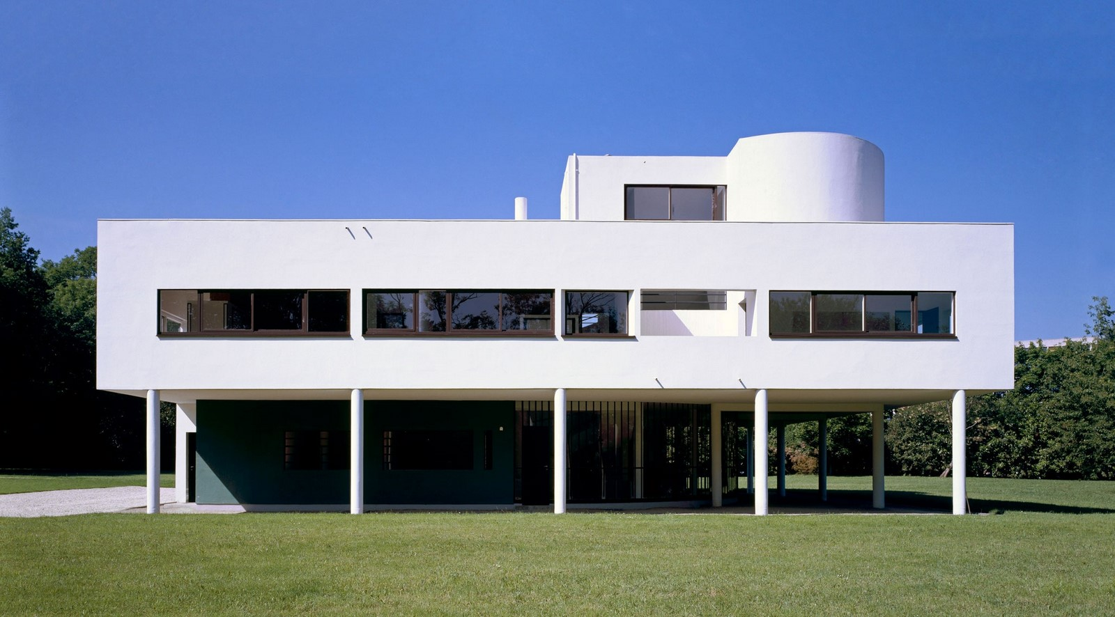 10 Things you did not know about Villa Savoye - Sheet1