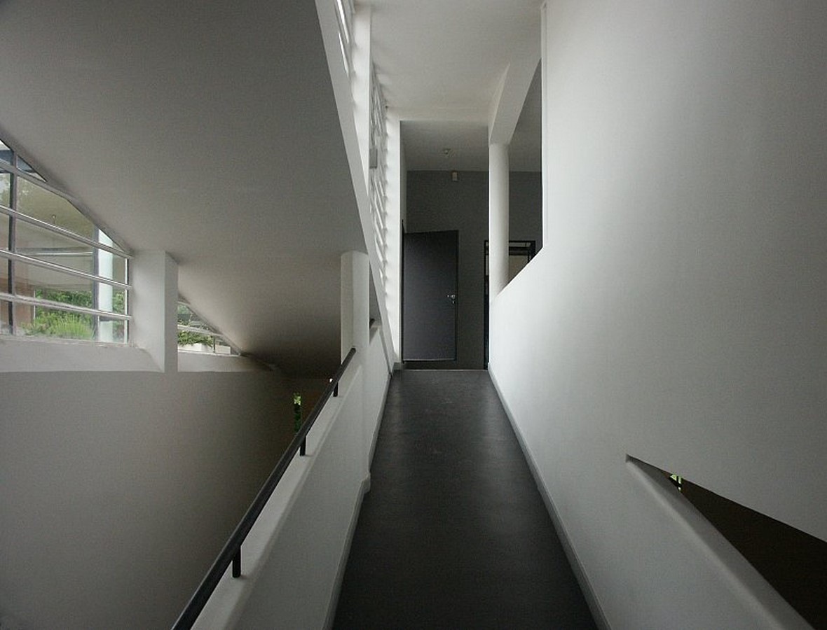 10 Things you did not know about Villa Savoye - Sheet5