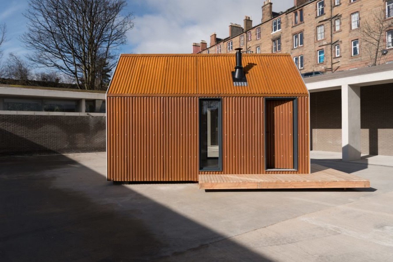 Prefabricated Cabin - Sheet2