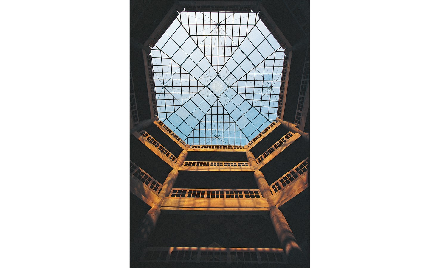 Parliament Library Building by Raj Rewal: Enlightenment translated into architecture - Sheet10